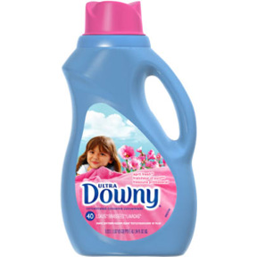 34oz DOWNY FABRIC SOFTENER 40 USE