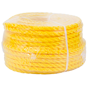 3/8 X 100' YELLOW POLY ROPE
