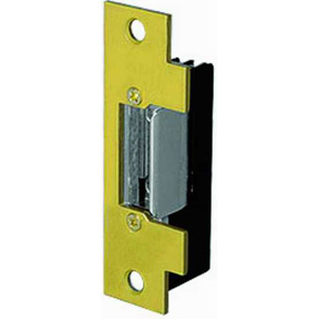 TRINE ELECTRIC STRIKE 6-14VAC/ VDC,1-1/4 X 4-7/8 FACE PLATE