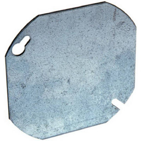 "4""  OCTAGON COVER ONLY"