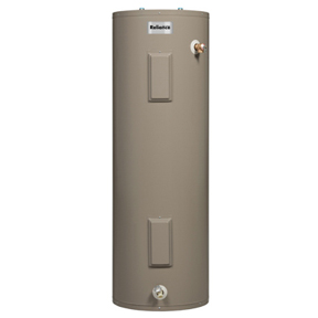 40 GALLON ELECTRIC WATER HEATER-240V-6YR TANK & PARTS