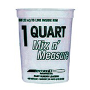 1 QT. MIX N MEASURE BUCKET