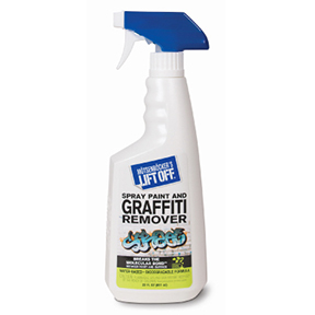 22oz LIFT OFF #4 GRAFFITI REMOVER : SPRAY PAINT