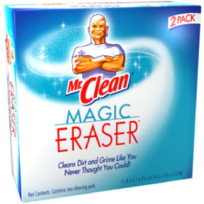 2PK MR CLEAN MAGIC ERASER