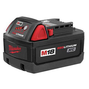 MILWAUKEE M18 REDLITHIUM 3.0AH LITH ION