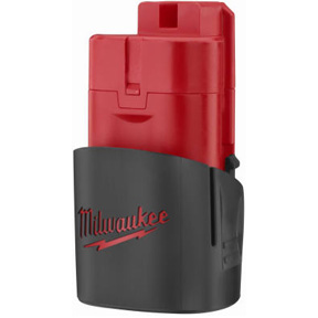 MILWAUKEE 12V LITHIUM ION BATTERY