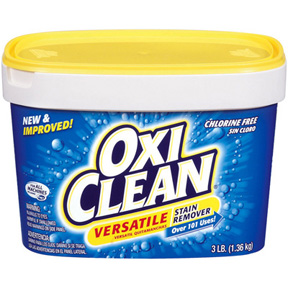 3 LB BUCKET OXI CLEAN STAIN REMOVER