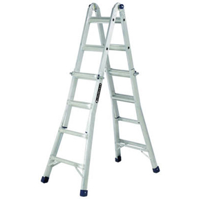 22' ALUM. TYPE 1A MULTI PURPOSE LADDER