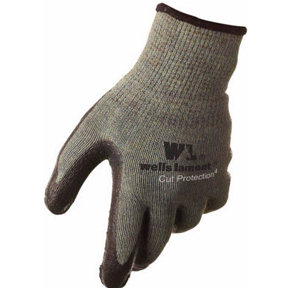 LARGE CUT RESISTANT WORK GLOVES