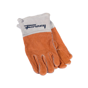 WELDING GLOVES RUST SINGLE PK