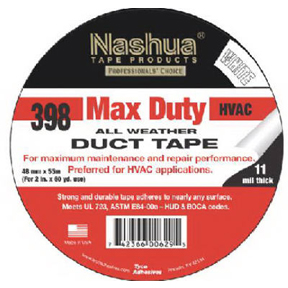 "1.89"" X 60yd WHITE DUCT TAPE"