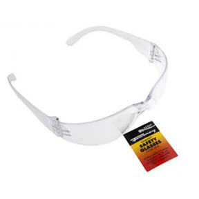 STARLITE SAFETY GLASSES CLEAR