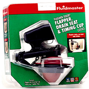 FLUSHER FIXER KIT