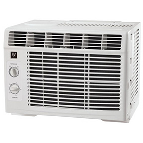 5K BTU 115V WINDOW AIR CONDITIONER