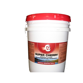 5 GAL SUPER CHERRY DEODORIZING CLEANER #4844