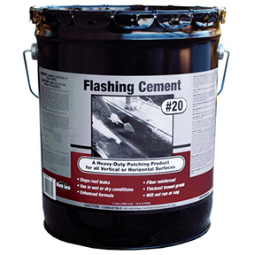 5 GAL FLASHING CEMENT
