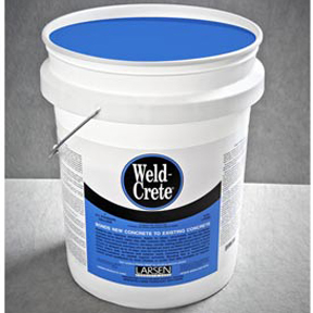 5 GAL. WELDCRETE CONCRETE BOND