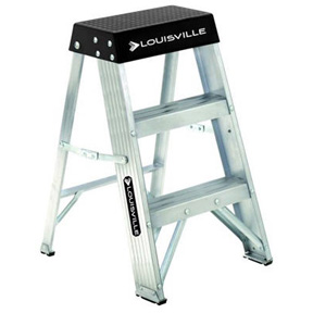 2' TYPE 1A ALUMINUM LADDER