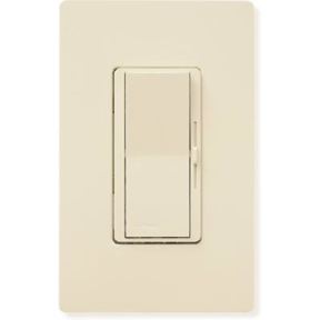 IVORY INCANDESCENT TOUCH DIMM LEVITON 600W