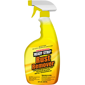 BACK TO NATURE 32oz READY STRIP RUST REMOVER