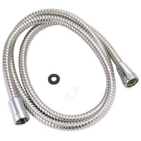 "59"" S/S HEAVY DUTY SHOWER HOSE"
