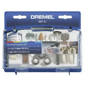 52 PC DREMEL GENERAL PURPOSE ROTARY ACCESSORY SET
