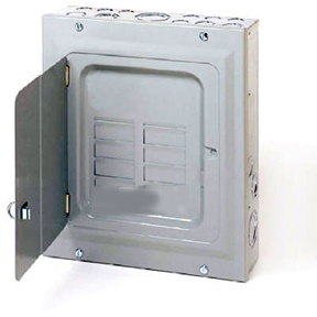 6 CT BREAKER PANEL BOX FLUSH