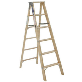 6' WOOD LADDER TYPE III