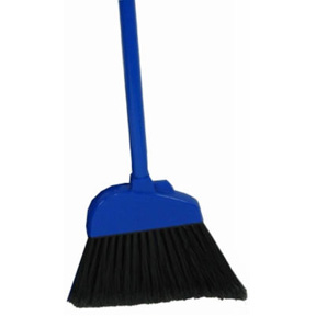 HOUSEHOLD ANGLE CUT BROOM FROM QUICKIE