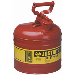 2 GAL TYPE 1 RED GAS CAN