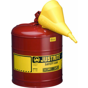 5 GAL TYPE 1 RED GAS CAN