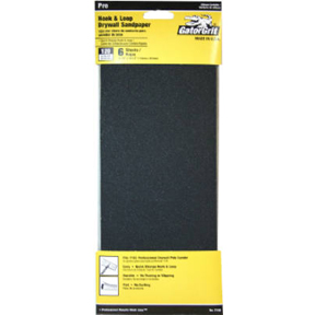 6 CT 120 GRIT HOOK & LOOP DRYWALL SANDPAPER FOR USE W/