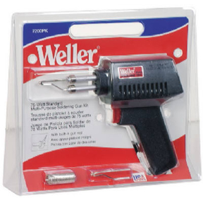WELLER STD. SOLDERING GUN KIT 75 WATT