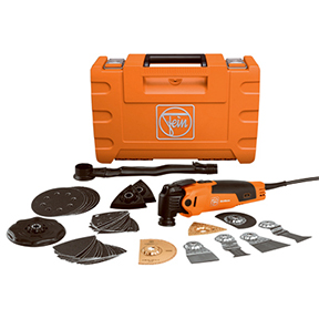 MULTI-MASTER OSCILLATING MULTI TOOL KIT