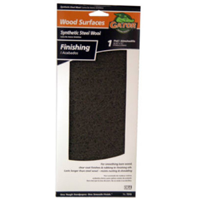GREY WOOD FINISHING PAD