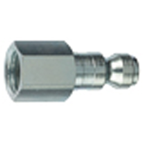 HOSE FITTING 1/4 NPT- FITS 3/8 ID HOSE