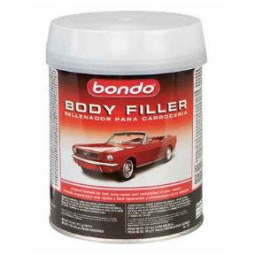 32 OZ BONDO BODY FILLER