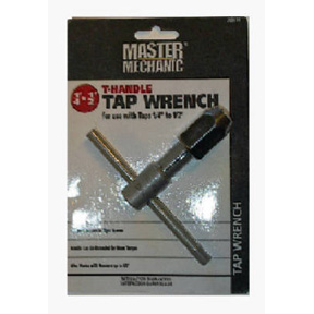 "1/4-1/2"" T - HANDLE TAP WRENCH"