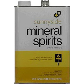 GAL MINERAL SPIRITS THINNER