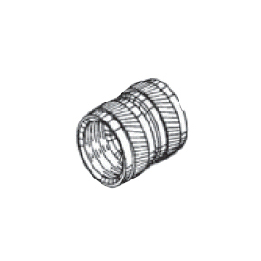 BRASS HOSE FITTING 3/4 FEMALE GARDEN HOSE THREAD (FGHT) X