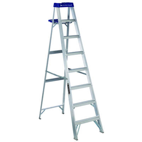 8' ALUMINUM LADDER TYPE I