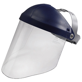 INDUSTRIAL CLEAR FACESHIELD