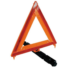 SET EMERGENCY ROAD TRIANGLE