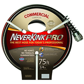 "NEVERKINK 3/4"" X 75' SERIES 4000 GARDEN HOSE"