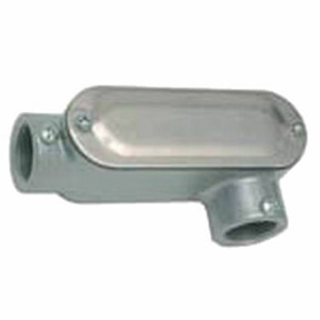 1/2 ALUM CONDUIT LL BOX