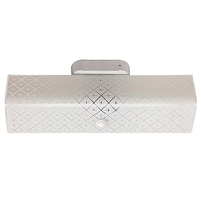 B14 2 BULB BATHROOM LIGHT FIXTURE NO OUTLET