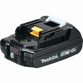 MAKITA 18V COMPACT LITHIUM ION 2.0AH BATTERY