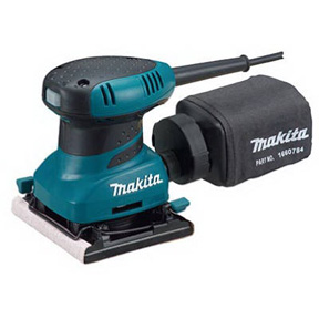 MAKITA 1/4 SHEET FINISH SANDER