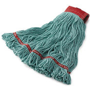 SWINGER GREEN LOOP MOP MEDIUM RUBBERMAID