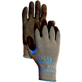 ATLAS BLUE WORK GLOVE-X LGE SIZE
